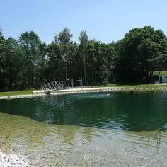 Kudy z nudy - Přírodní koupací biotop Jince Samos, River, Outdoor Decor, Rivers