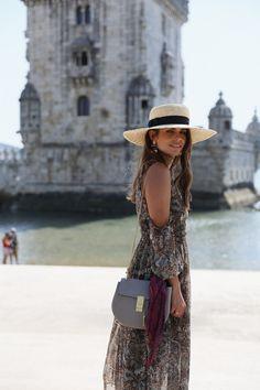 Jessie Chanes Seams for a desire Lisboa Parfois Boho folk Floral Midi Vest-4