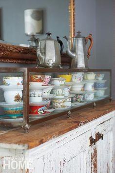 A Certain Je Ne Sais Quoi: ABCDDesigns' Home in Sharon, Ct. | New England Home Magazine