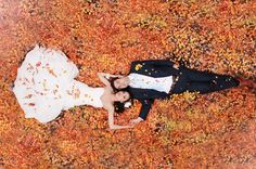 20 Gorgeous Fall Wedding Photos That Will Make You Swoon