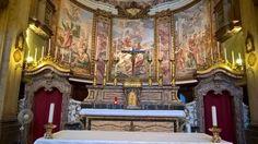 When in Rome...see St Paolo alla Regola. http://romandespatches.blogspot.co.uk/2015/08/when-in-romesee-san-paolo-alla-regola.html