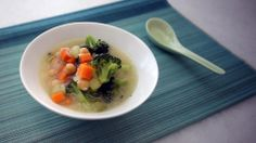 Vegetable-Miso Soup with Chickpeas | MSLO Premium Videos