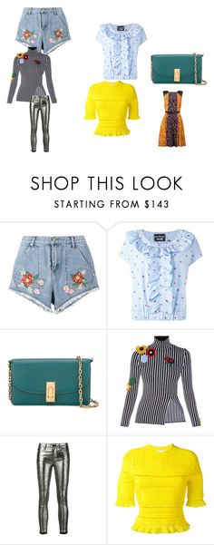 """""""Modalist Style"""" by digitalshopping on Polyvore featuring House of Holland, Boutique Moschino, Marc Jacobs, Christopher Kane, RtA, 3.1 Phillip Lim, Versace, Spring, beautiful and women"""