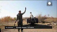 Los combates continúan en Donetsk pese al alto el fuego