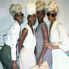 There is 0 tip to buy scarf, headwrap, turban, head scarf. Black Girls Rock, Black Girl Magic, African Head Wraps, Head Wrap Scarf, Turban Style, My Black Is Beautiful, Beautiful Models, Mode Style, Dark Skin