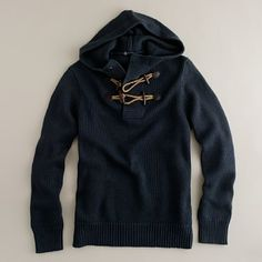 nice hooded knit