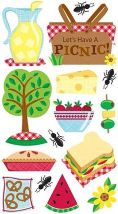 picnic scrapbooking - Buscar con Google