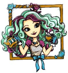 Here only the best photos from series Monster High and Ever After High!!!