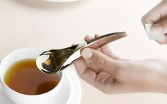 Alessi Teaspoon Tea Bag Squeezer - Christmas 2013: 50 gifts for foodies  Someone must need one of these.