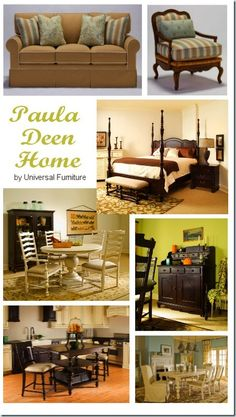 Paula Deen Home decor-to-adore