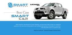 Smart Car Smart Strategy, Smart Car, Business, Automotive Industry, Teamwork, Store, Business Illustration