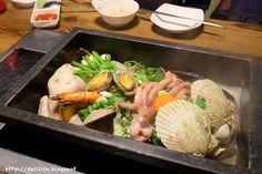 [首爾大學站*美食] LOCO LOCO蒸海鮮專門店(含路線圖) 許多朋友來首爾也喜歡到水產市場吃個海鮮大餐, 下次不妨來這裡試一下貝殼蒸, 選了首爾大學站的分店來吃, 地鐵出來後不用5分鐘就會到囉,很方便