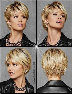 Medium Length Hair Straight, Short Hair With Layers, Short Hair Cuts For Women, Medium Hair Styles, Curly Hair Styles, Cooler Stil, Wedding Hairstyles Tutorial, 50 Hair, Short Bob Hairstyles