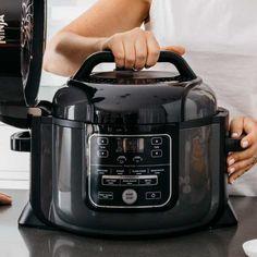 TenderCrisp™ Technology | Ninja® Foodi™ | Greaseless Fryer