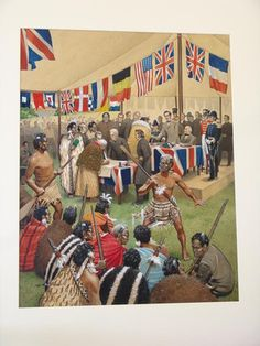 Via: 'Signing of the Treaty of Waitangi' from the Treaty House collection. Treaty Of Waitangi, Waitangi Day, Bay Of Islands, School Life, New Theme, Artist At Work, New Zealand, Author, National Trust