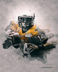 CFL: 'Scratch' Digital Illustration Series on Behance Sports Graphic Design, Sport Design, Sports Art, Sports Posters, Fox Sports, Sports Logo, Sports Teams, Sports Advertising, Sports Graphics