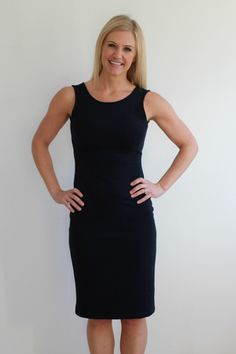 I do not have a little black dress. Even if this only came in navy it would be a great staple for my closet