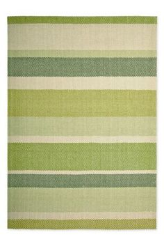 Buy Wool Green Bold Stripe Rug online today at Next: Rep. of Ireland