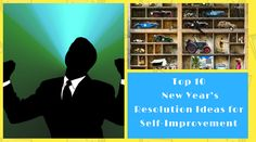 Top 10 New Year's Resolution Ideas for Self-Improvement