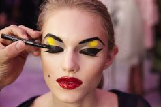 Maybelline New York New York Fashion, Maybelline, Betsey Johnson, Halloween Face Makeup, Lipstick, Beauty, Lipsticks, Beauty Illustration