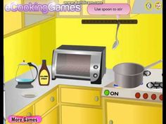 ANZAC Biscuit Cooking Game - Flash Game - YouTube