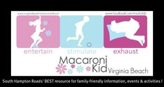 South Hampton Roads Parents & Businesses- we'd love for you to repin this! Thanks!