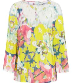 Reiss: Love the abstract floral print