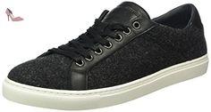 Tommy Hilfiger M2285OUNT 4D, Baskets Basses Homme, Gris-Grau (Magnet 916), 40 EU - Chaussures tommy hilfiger (*Partner-Link)