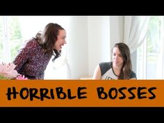 Horrible Bosses (With Miranda Sings)