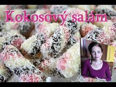 Kokosový salám / Helenčino pečení