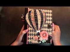 Romance Novel Mini Album Final - YouTube