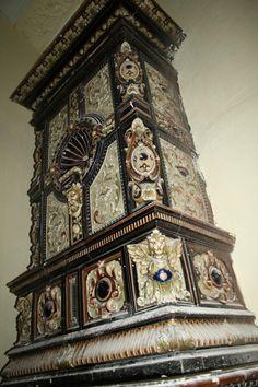 Внутри старого дома (изразцы и другие красоты) - Ярмарка Мастеров - ручная работа, handmade