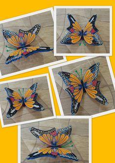 Quilling Butterfly Bülent TAŞKIR