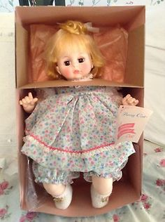madame alexander pussycat doll-mint In Box 3228..for sale..mint condition