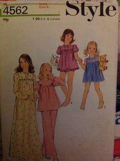 Style 4562, size 6 kids Pattern Library, Dress Patterns, Kids, Style, Children, Boys, Dress Making Patterns, Sewing Patterns, Stylus