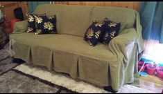 By Christina C on Nov 2016 I really love this couch cover! It is a nice, thick, heavy fabric. Holding the fabric up to the light, I can see light through it but not shapes through it. Couch Covers, Sofa Throw, Shades, Curtains, Nice, Fabric, Inspiration, Furniture, Home Decor