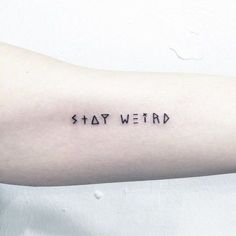 Important Reminder - Little Tattoo Ideas That Are Perfect For Your First Ink - Photos