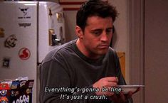 Words of wisdom from none other than Joey Tribbiani Friends Moments, Friends Tv Show, Friends Funny Quotes, Rachel Friends, Baby Friends, Friend Memes, Tv Show Quotes, Film Quotes, Quotes Quotes