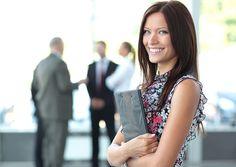 деловое фото женщины