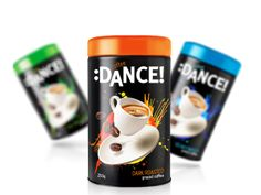 Coffee :Dance! | Packaging of the World: Creative Package Design Archive and Gallery