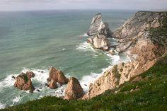 Edge of the World, Cabo da Roca, Portugal