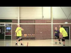 """smashbal, Cool new youth volleyball experience! - YouTube--looks like such a great way to introduce the game of volleyball to kids while they're too young to perform most of the skills """"traditionally"""""""