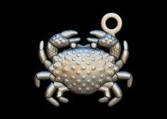 Crab, Wladimir Kovalenko on ArtStation at https://www.artstation.com/artwork/l8Eza