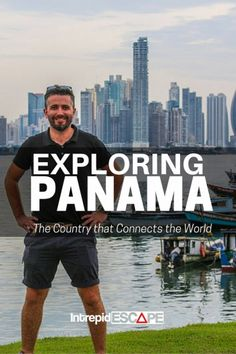 Panama is not somewhere everyone visits, and the should. Things do to in Panama such as the Panama Canal, Boquete Chiriqui, Gamboa Rainforest & the Old Town Travel Advice, Travel Guides, Travel Tips, Travel Stuff, Panama Canal, Panama City Panama, South America Travel, North America, Latin America