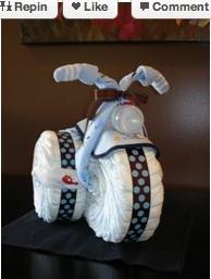 baby shower boy gift idea yay!!! a big wheel