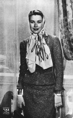 the Fashion Spot - Grace Kelly #1