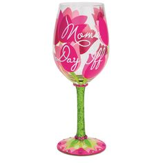 Mom's Day Off 15-oz Lolita® Wine Glass | Hallmark #AspenGrove #CelebrateMom