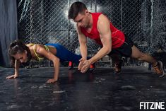 Auf einem Blick: Bodyweight Training
