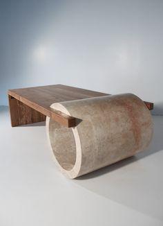 Maximillian Eicke ~ Koala table. /  bontool.com