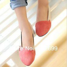 Aliexpress.com : Buy Super Discount!!! FREE SHIPPING Red PU Leather Women Flats, Women Ballets Flats , Women Loafers from Reliable Women Flats suppliers on Zhongshan Guccn Fashion Co., Limited $8.58
